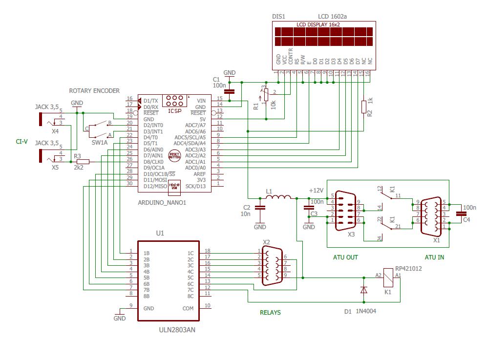 Automatic Antenna Switch  U2013 Ok2wy